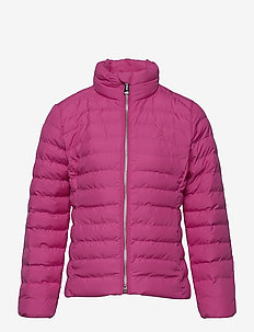 The Packable Jacket - veste rembourrée - accent pink
