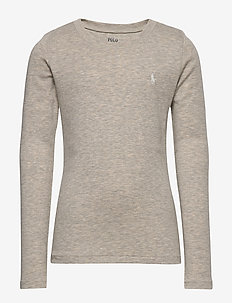 LS TEE-TOPS-KNIT - manches longues - light sport heather