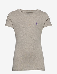 Short Sleeve Tee - short-sleeved - lt. sport heather