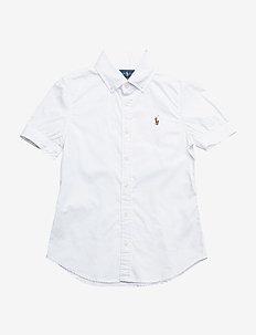 Oxford Shirt - chemises - white
