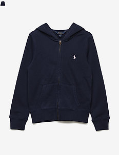 French Terry Hoodie - hoodies - french navy