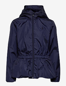 Water-Repellent Windbreaker - vindjakke - french navy