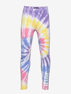 Tie-Dye Stretch Jersey Legging - TIE DYE