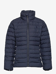 The Packable Jacket - puffer & padded - avaitor navy