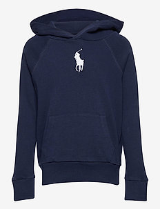 Tie-Dye Cotton Terry Hoodie - pulls à capuche - french navy