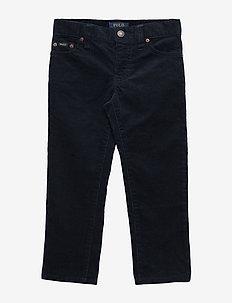 Varick Corduroy Skinny Pant - FRENCH NAVY