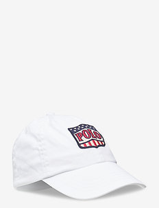 CHINO TWILL-BASEBALL CAP-AC-HAT - czapki - white