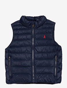 Packable Quilted Vest - overtøj - collection navy