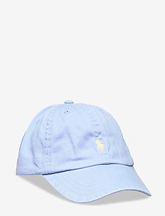 Cotton Chino Baseball Cap - CABANA BLUE