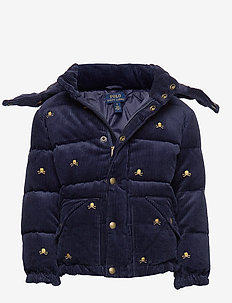 HAWTHORNE-OUTERWEAR-JACKET - puffer & padded - french navy multi