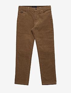 Varick Corduroy Skinny Pant - MONTANA KHAKI