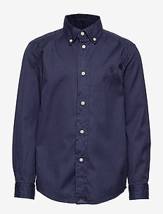 LS BD-TOPS-SHIRT - FRENCH NAVY