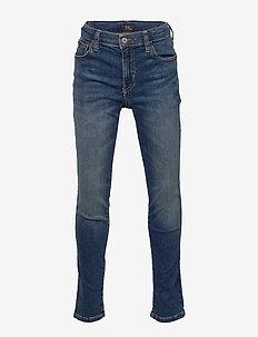 DENIM-ELDRIDGE SKN-BT-DNM - jeans - aiden wash