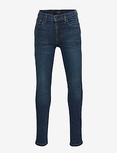 Eldridge Skinny Stretch Jean - farkut - peyton wash