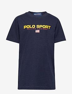 Polo Sport Cotton Tee - CRUISE NAVY