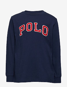 Polo Cotton Jersey Tee - FRENCH NAVY