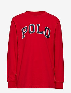 Polo Cotton Jersey Tee - RL 2000 RED