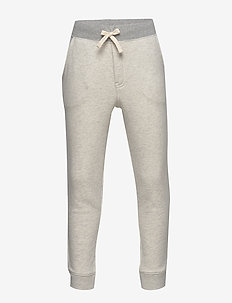 Twill Terry Jogger Pant - byxor - new sand heather
