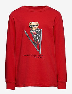 LS CN-TOPS-T-SHIRT - RL 2000 RED