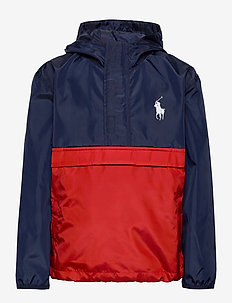 Water-Resistant Jacket - vindjakke - navy