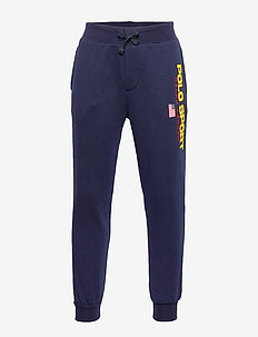 Polo Sport Fleece Jogger - verryttelyhousut - cruise navy