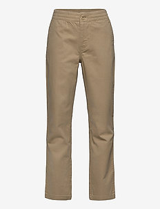 Polo Prepster Stretch Twill Pant - trousers - classic khaki