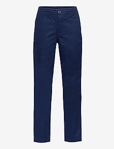Polo Prepster Stretch Twill Pant - trousers - newport navy