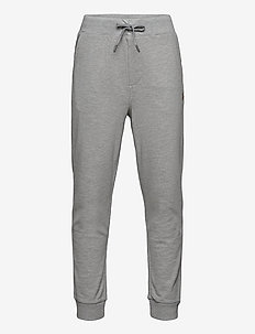 Cotton Mesh Jogger Pant - sweatpants - andover heather