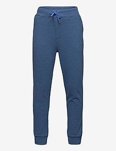 Cotton Mesh Jogger Pant - sweatpants - royal heather