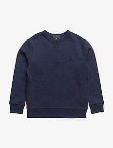DOUBLE KNIT TECH-PO CN-TP-KNT - NAVY