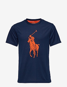 Performance Jersey Tee - FRENCH NAVY