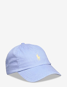 Cotton Chino Baseball Cap - CABANA BLUE