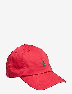 CHINO TWILL-CLASSIC CAP-AC-HAT - CACTUS FLOWER