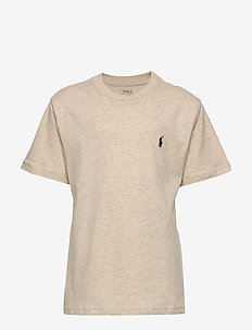 Cotton Jersey Crewneck Tee - EXPEDITION DUNE H