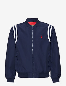 COTTON NYLON-WINDBREAKER-OW-JKT - NEWPORT NAVY