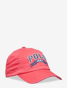Cotton Chino Baseball Cap - CACTUS FLOWER