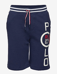 Cotton French Terry Short - NEWPORT NAVY