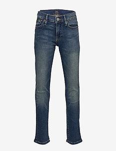 Eldridge Skinny Stretch Jean - jeans - aiden wash