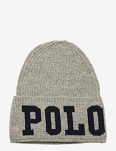 POLO HAT-APPAREL ACCESSORIES-HAT - GREY