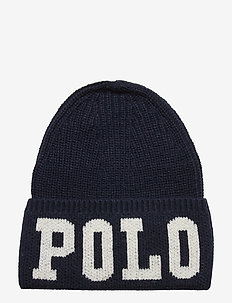 POLO HAT-APPAREL ACCESSORIES-HAT - RL NAVY