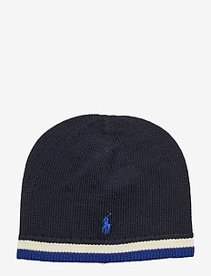 MERINO HAT-APPAREL ACCESSORIES-HAT - hats - rl navy