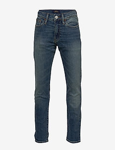 Sullivan Slim Stretch Jean - farkut - woodhaven wash
