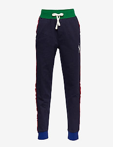 Polo USA Cotton-Blend Jogger - FRENCH NAVY