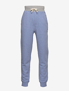 Twill Terry Jogger Pant - sweatpants - cobalt heather
