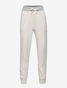 Twill Terry Jogger Pant - NEW SAND HEATHER