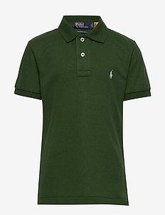 The Earth Polo - logo - stuart green