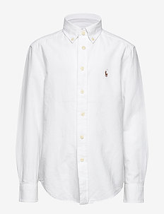 Cotton-Blend Shirt - paidat - white