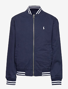 Reversible Chino Jacket - NEWPORT NAVY