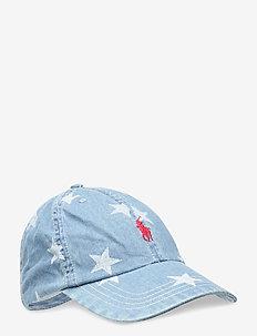 LT WT DENIM-BASEBALL CAP-AC-HAT - czapki - star