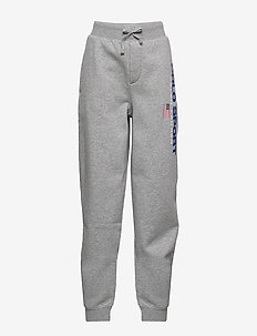 Polo Sport Fleece Jogger - ANDOVER HEATHER